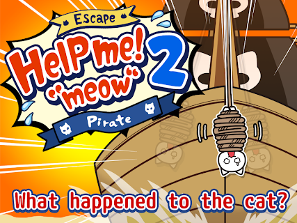 "Screenshot 1: Escape Game:Help me!""meow""2"