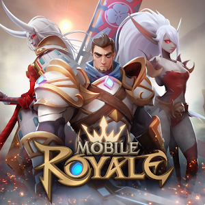 Icon: Mobile Royale MMORPG - Build a Strategy for Battle