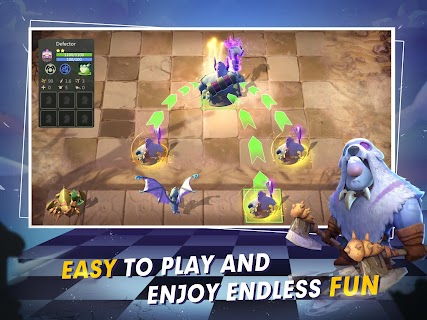 Screenshot 2: Auto Chess | English