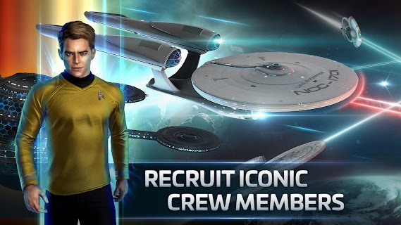 Screenshot 1: Star Trek™ Fleet Command