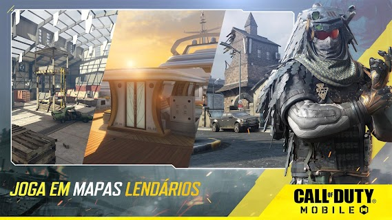 Screenshot 4: Call of Duty®: Mobile | Global