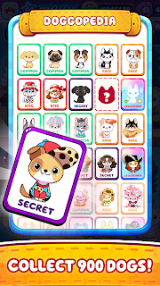 Screenshot 3: Dog Game - The Dogs Collector!