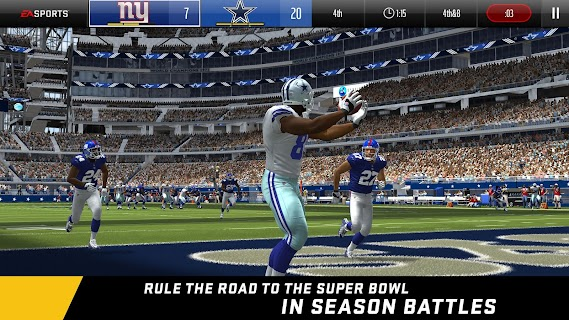 Screenshot 2: Madden NFL Overdrive Football