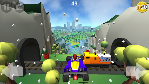 Screenshot 1: Faily Brakes