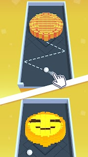 Screenshot 1: Rolling Domino